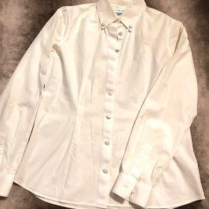 Pink Tartan button down shirt